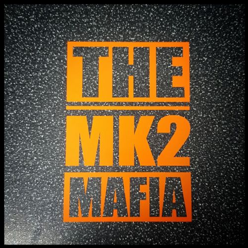 """OFFICIAL"" THE MK2 MAFIA - 120mm or 330mm"
